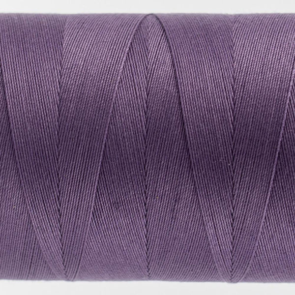 KT604 - Konfetti 50wt Egyptian Cotton Mauve Thread - wonderfil-online-eu