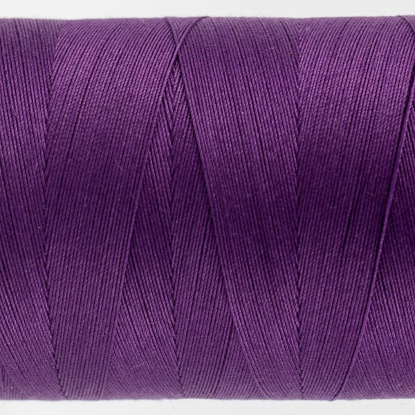 KT605 - Konfetti 50wt Egyptian Cotton Purple Thread - wonderfil-online-eu