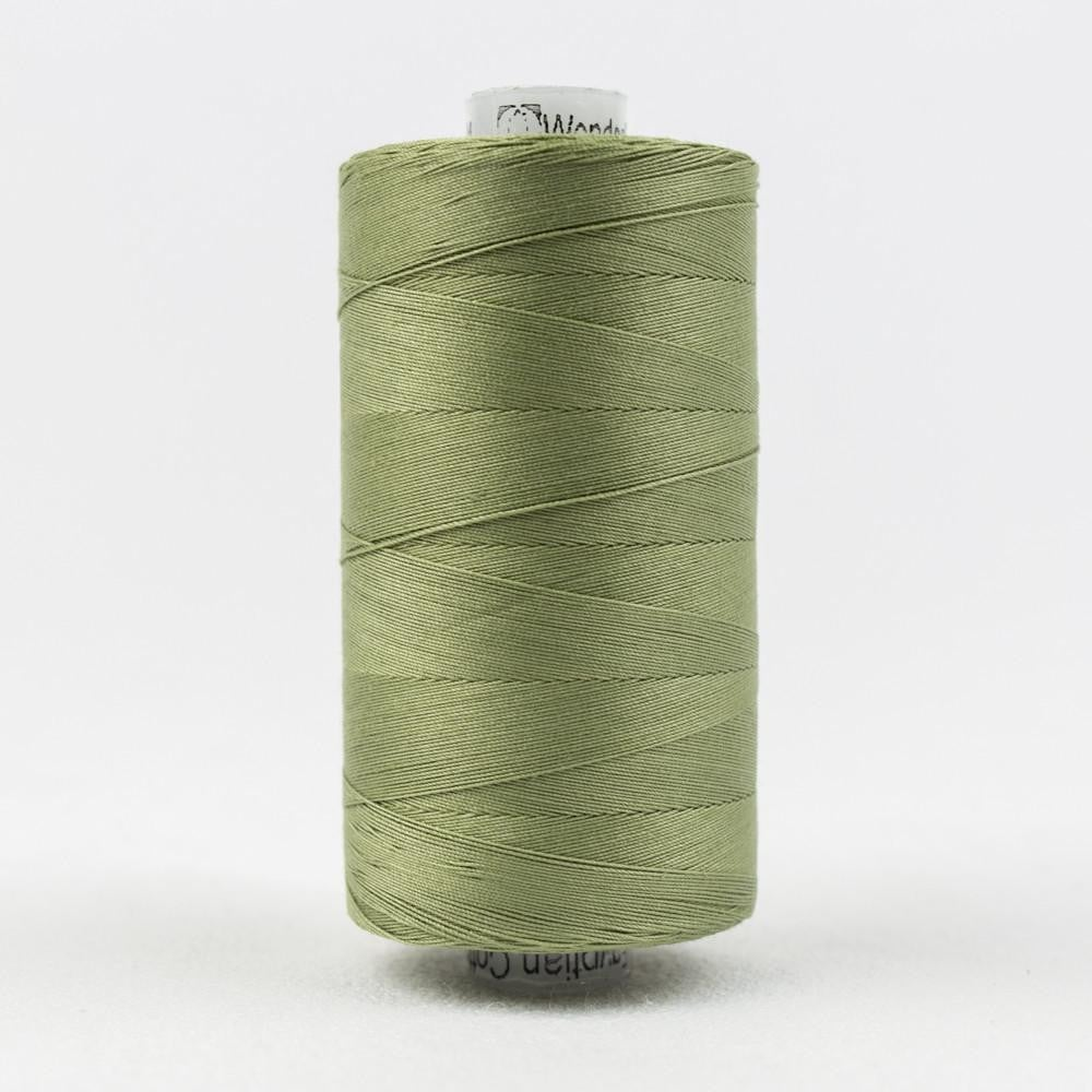 KT701 - Konfetti 50wt Egyptian Cotton Sage Green Thread - wonderfil-online-eu