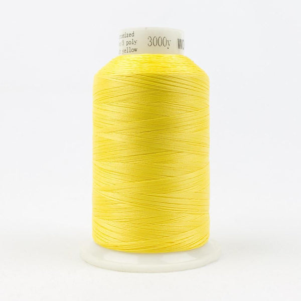 MQ05 - All Purpose Soft Yellow Polyester Thread 40 wt - wonderfil-online-eu