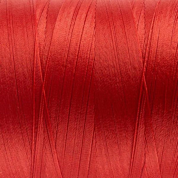 MQ07 - All Purpose Red Polyester Thread 40wt - wonderfil-online-eu