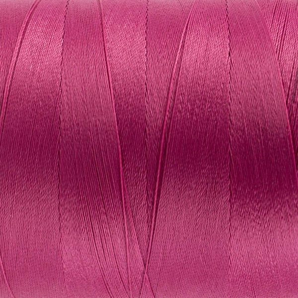 MQ09 - All Purpose Dark Pink Polyester Thread 40wt - wonderfil-online-eu