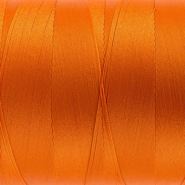 MQ10 - All Purpose Fun Orange Polyester Thread 40wt - wonderfil-online-eu