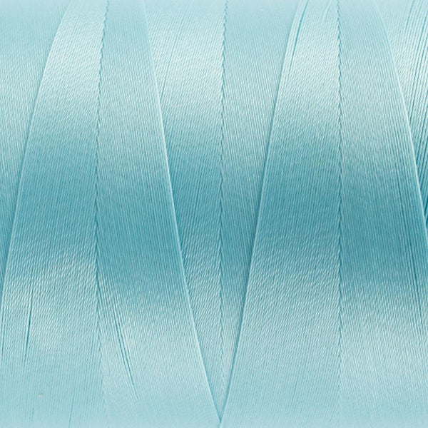 MQ12 - All Purpose Light Blue Polyester Thread 40wt - wonderfil-online-eu