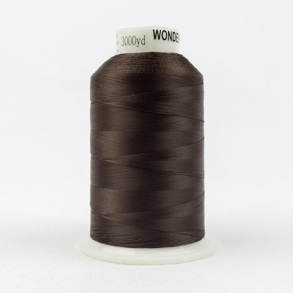 MQ13 - All Purpose Milk Chocolate Polyester Thread 40wt - wonderfil-online-eu