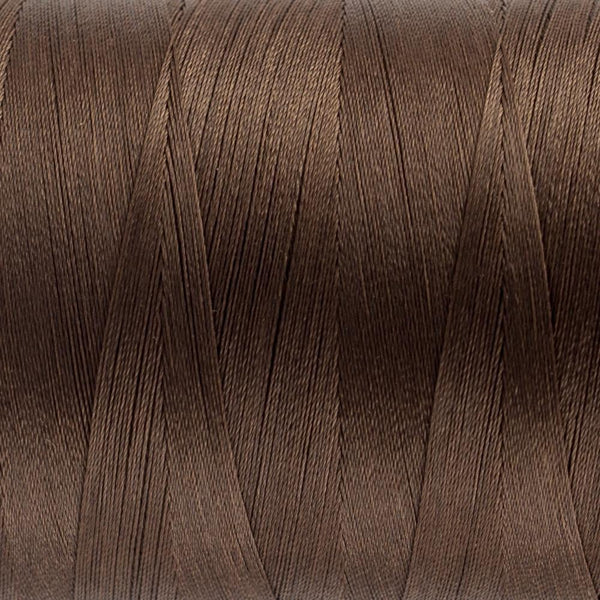 MQ14 - All Purpose Brown Polyester Thread 40wt - wonderfil-online-eu