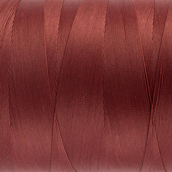 MQ22 - All Purpose Dark Rose Polyester Thread 40wt - wonderfil-online-eu