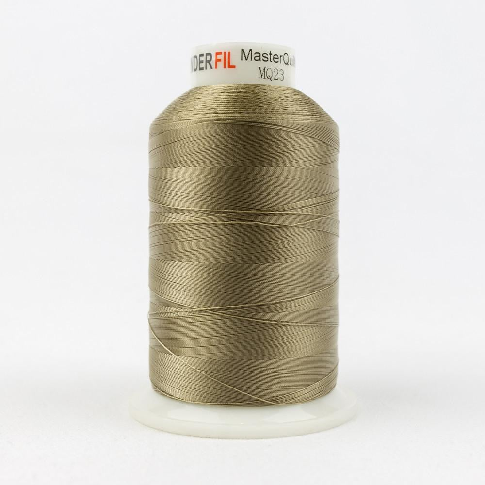 MQ23 - All Purpose Tan Polyester Thread 40wt - wonderfil-online-eu