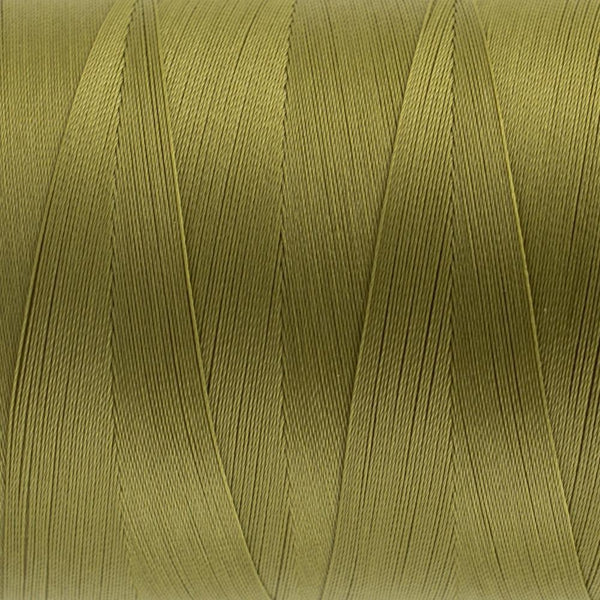 MQ27 - All Purpose Brass Green Polyester Thread 40wt - wonderfil-online-eu