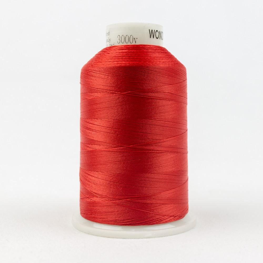 MQ41 - All Purpose Watermelon Red Polyester Thread 40wt - wonderfil-online-eu