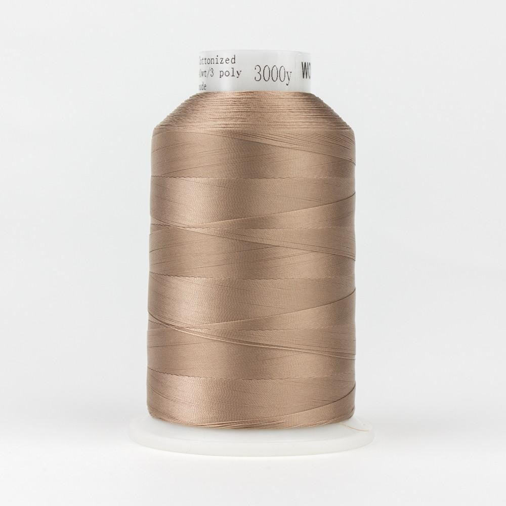 MQ42 - All Purpose Nude Polyester Thread 40wt - wonderfil-online-eu