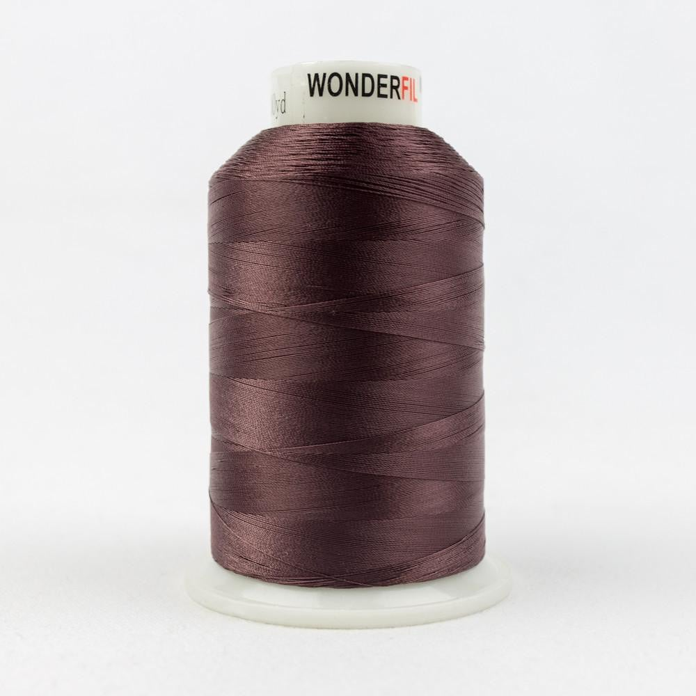 MQ45 - All Purpose Fuchsia Polyester Thread 40wt - wonderfil-online-eu