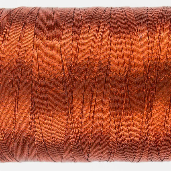 MT7714 - Metallic Rust Thread 40wt - wonderfil-online-eu