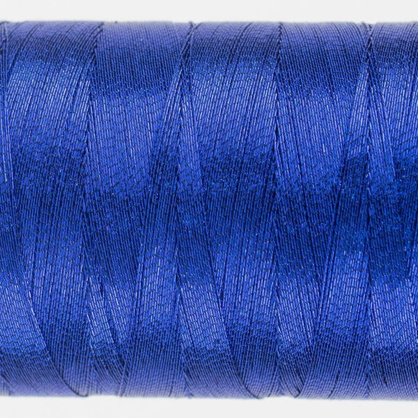 MT8828 - Metallic Blue Thread 40wt - wonderfil-online-eu
