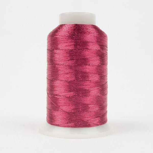 MT8835 - Metallic Fucshia Thread 40wt - wonderfil-online-eu