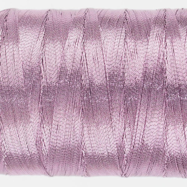 MT8845 - Metallic Lilac Glaze Thread 40wt - wonderfil-online-eu