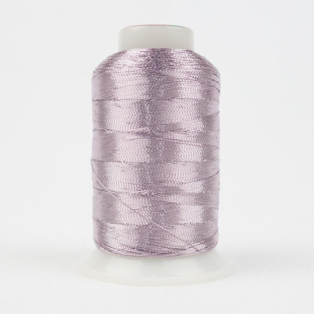 MT8846 - Metallic Frosty Mauve Thread 40wt - wonderfil-online-eu