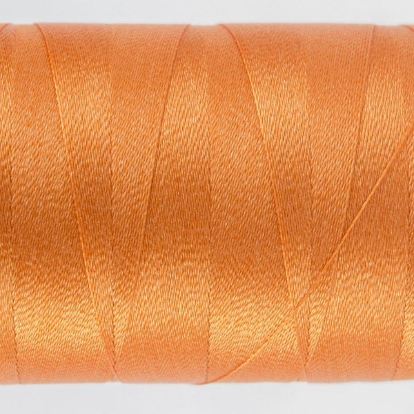 P1033 - Trilobal Polyester Medium Orange Thread 40wt - wonderfil-online-eu