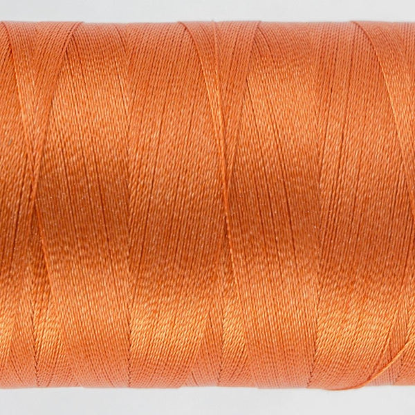 P1034 - Trilobal Polyester Dark Orange Thread 40wt - wonderfil-online-eu