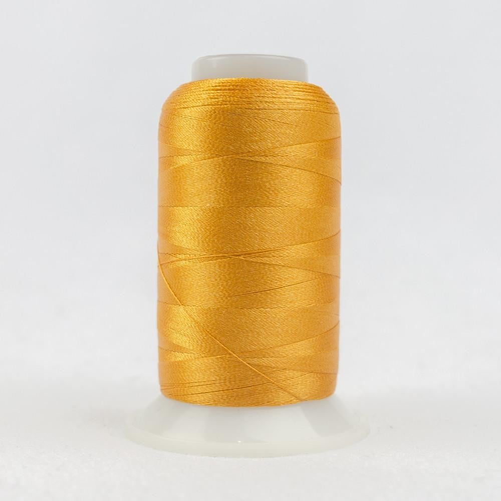 P1052 - Trilobal Polyester Curry Gold Thread 40wt - wonderfil-online-eu