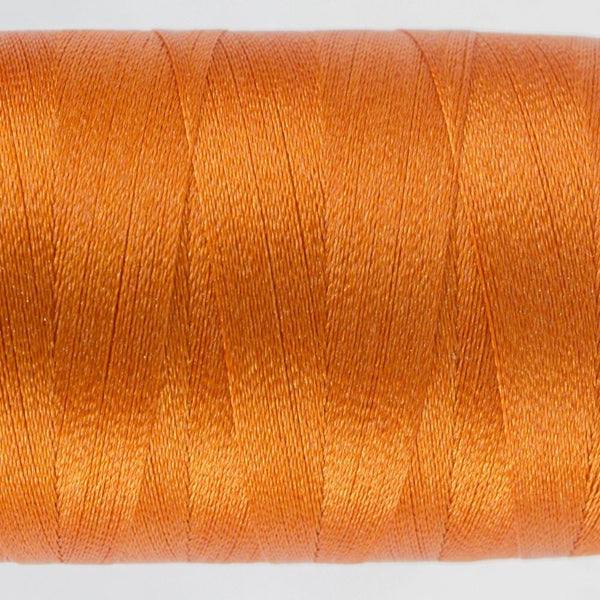P1072 - Trilobal Polyester Orange Thread 40wt - wonderfil-online-eu