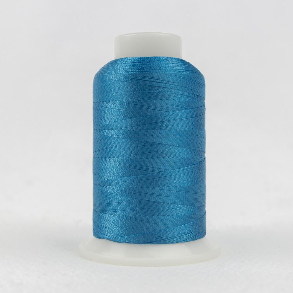 P2110 - Trilobal Polyester Dark Ocean Blue Thread 40wt - wonderfil-online-eu