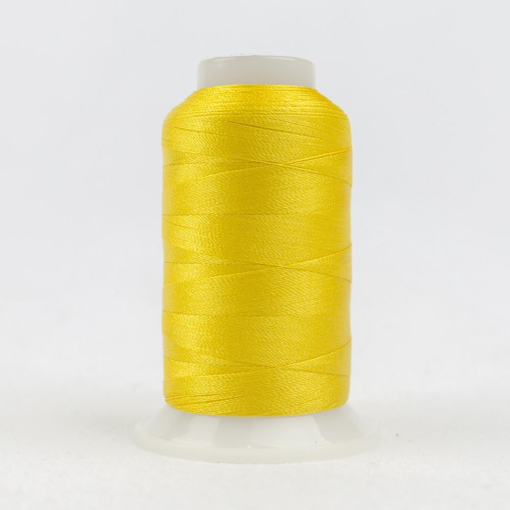 P3276 - Trilobal Polyester Canary Yellow Thread 40wt - wonderfil-online-eu