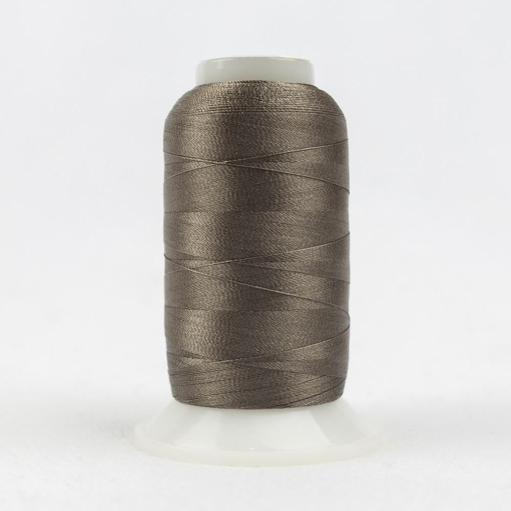 P4327 - Trilobal Polyester Smoke Grey Thread 40wt - wonderfil-online-eu
