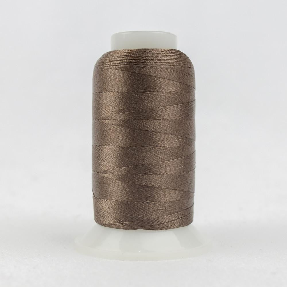 P4328 - Trilobal Polyester Lasting Cocoa Thread 40wt - wonderfil-online-eu
