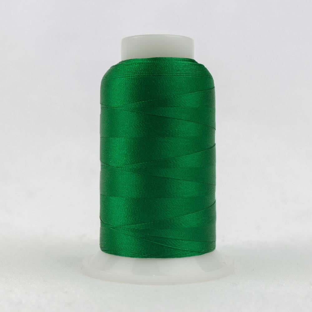 P6489 - Trilobal Polyester Kelly Green Thread 40wt - wonderfil-online-eu