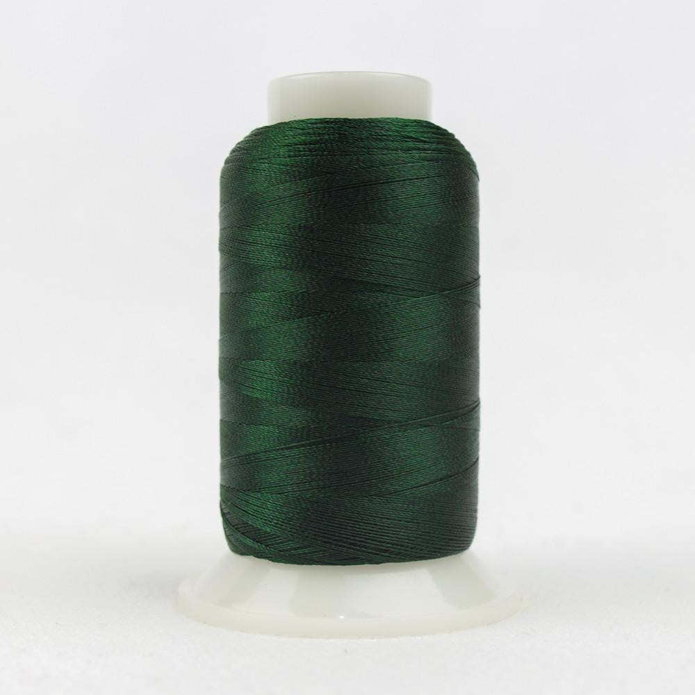 P6499 - Trilobal Polyester Dark Evergreen Thread 40wt - wonderfil-online-eu