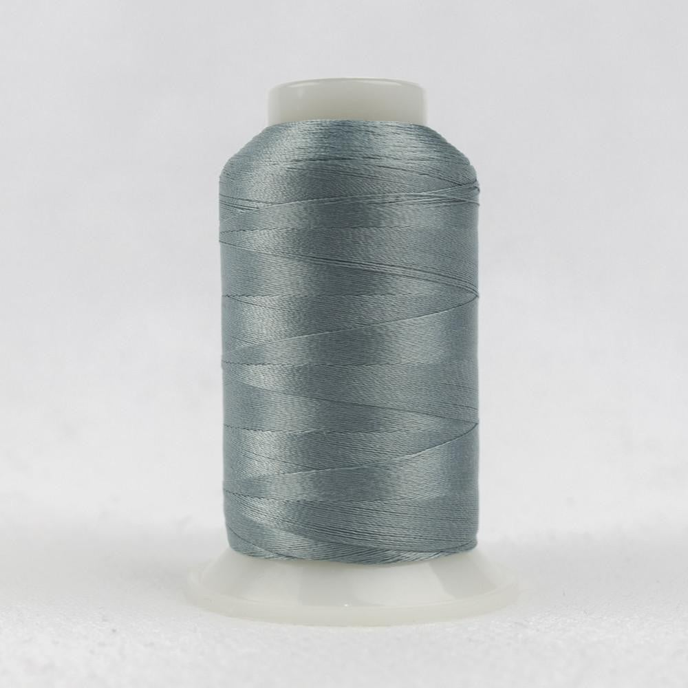 P6597 - Trilobal Polyester Soft Steel Blue Thread 40wt - wonderfil-online-eu