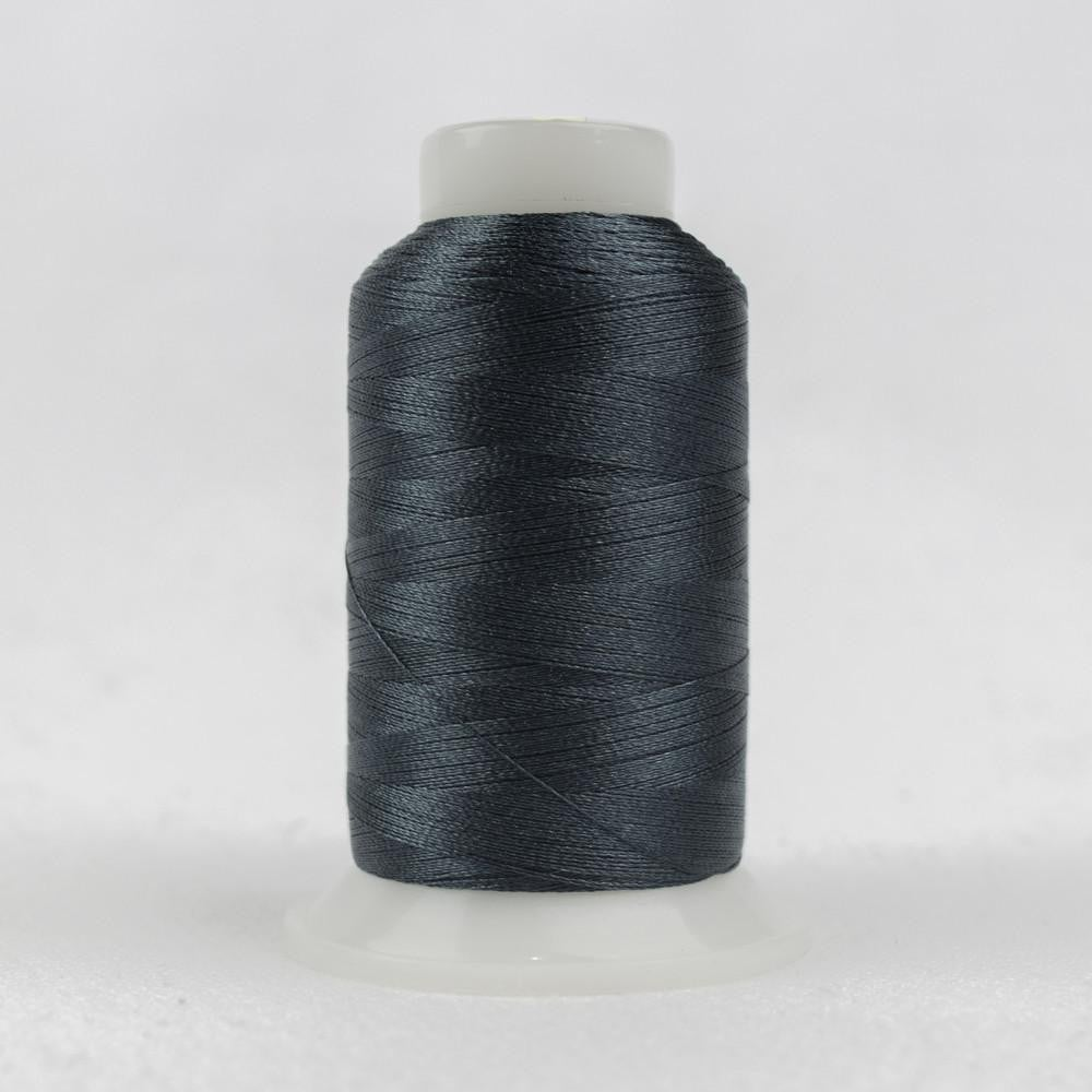 P9081 - Trilobal Polyester Dark Slate Thread 40wt - wonderfil-online-eu