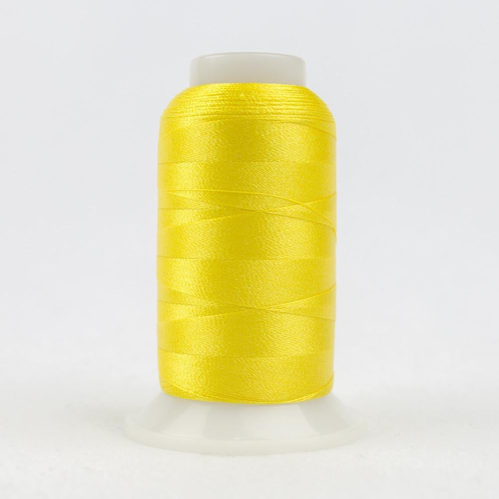 P9118 - Trilobal Polyester Vibrant Yellow Thread 40wt - wonderfil-online-eu