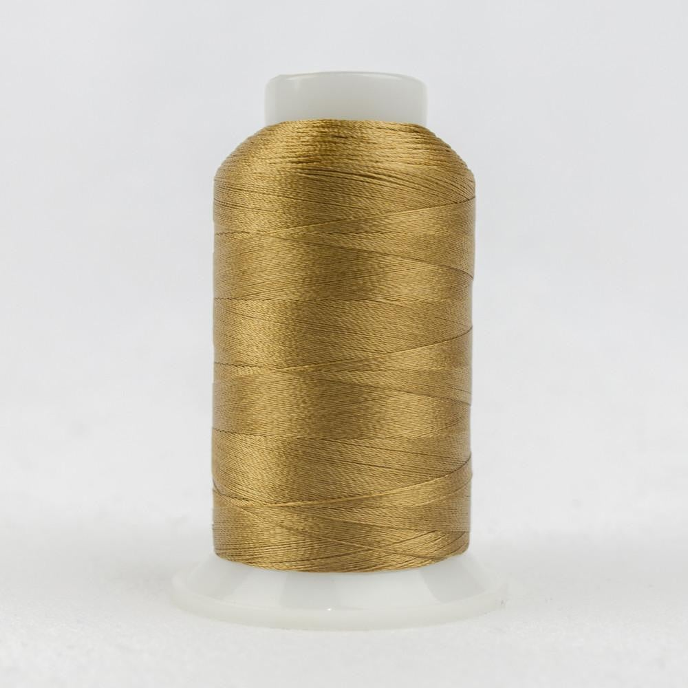 P9408 - Trilobal Polyester Golden Brown Thread 40wt - wonderfil-online-eu