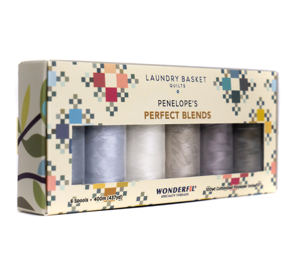 Penelope's Perfect Blends  by Edyta Sitar - Invisible Thread Pack