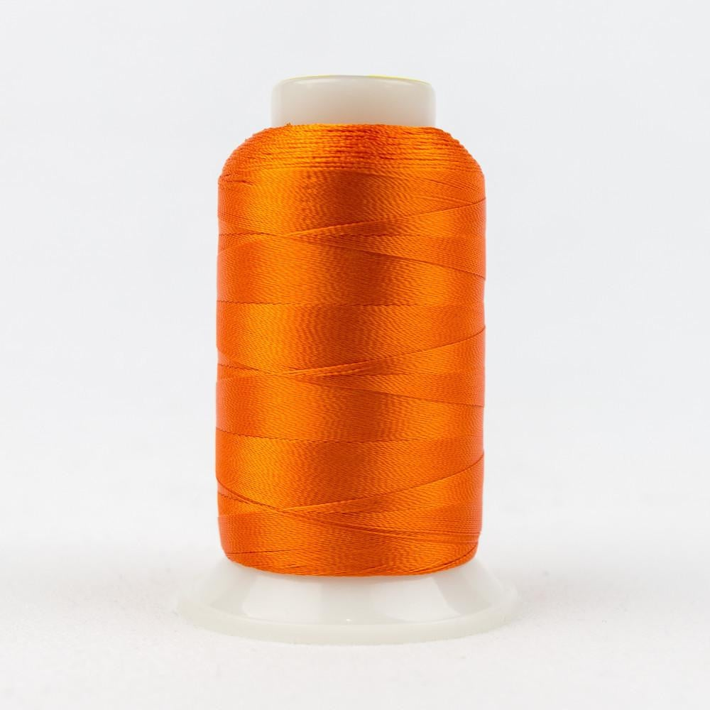 R1140 - Rayon Vermillion Orange Thread 40wt - wonderfil-online-eu