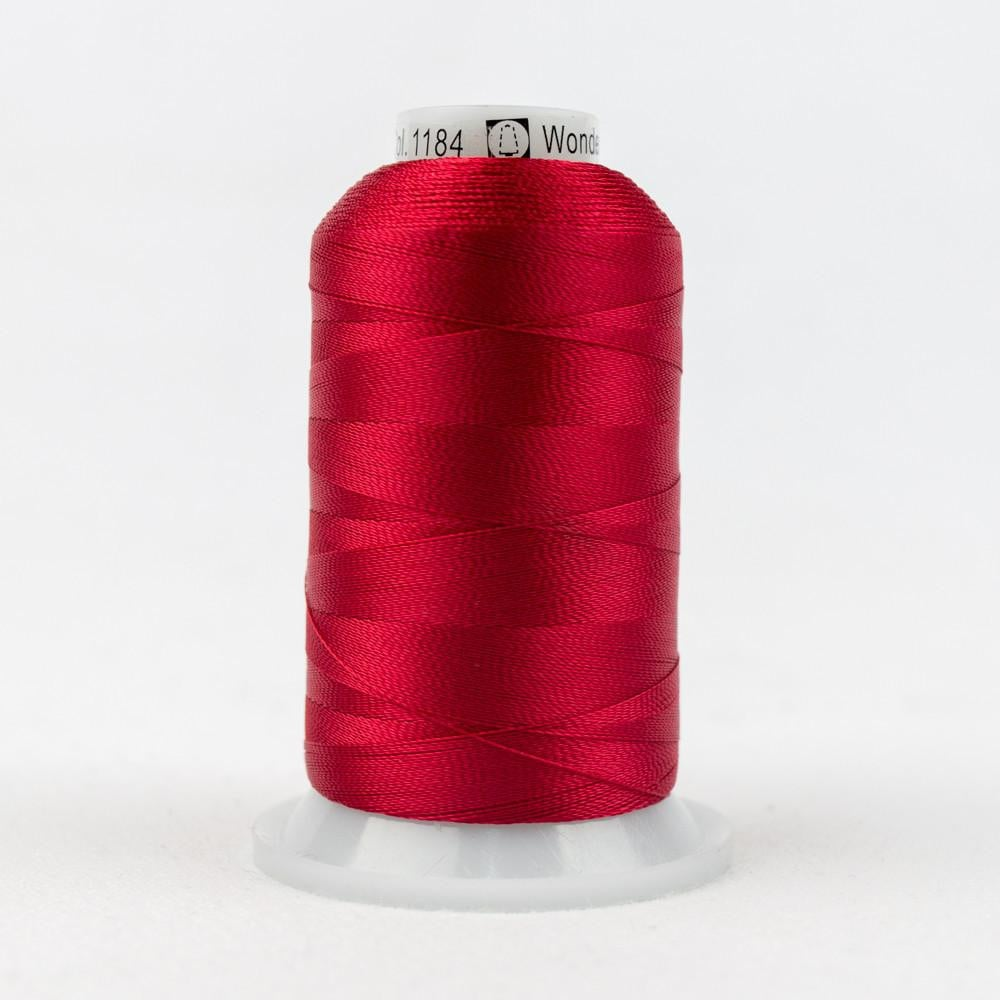 R1184 - Rayon Mars Red Thread 40wt - wonderfil-online-eu
