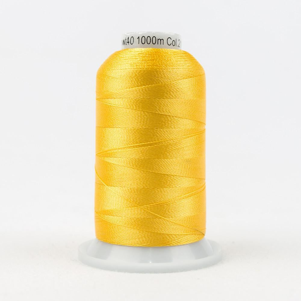 R2115 - Rayon Lemon Chrome Thread 40wt - wonderfil-online-eu
