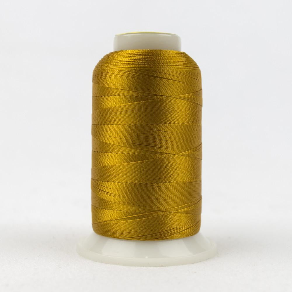R2121 - Rayon Amber Gold Thread 40wt - wonderfil-online-eu