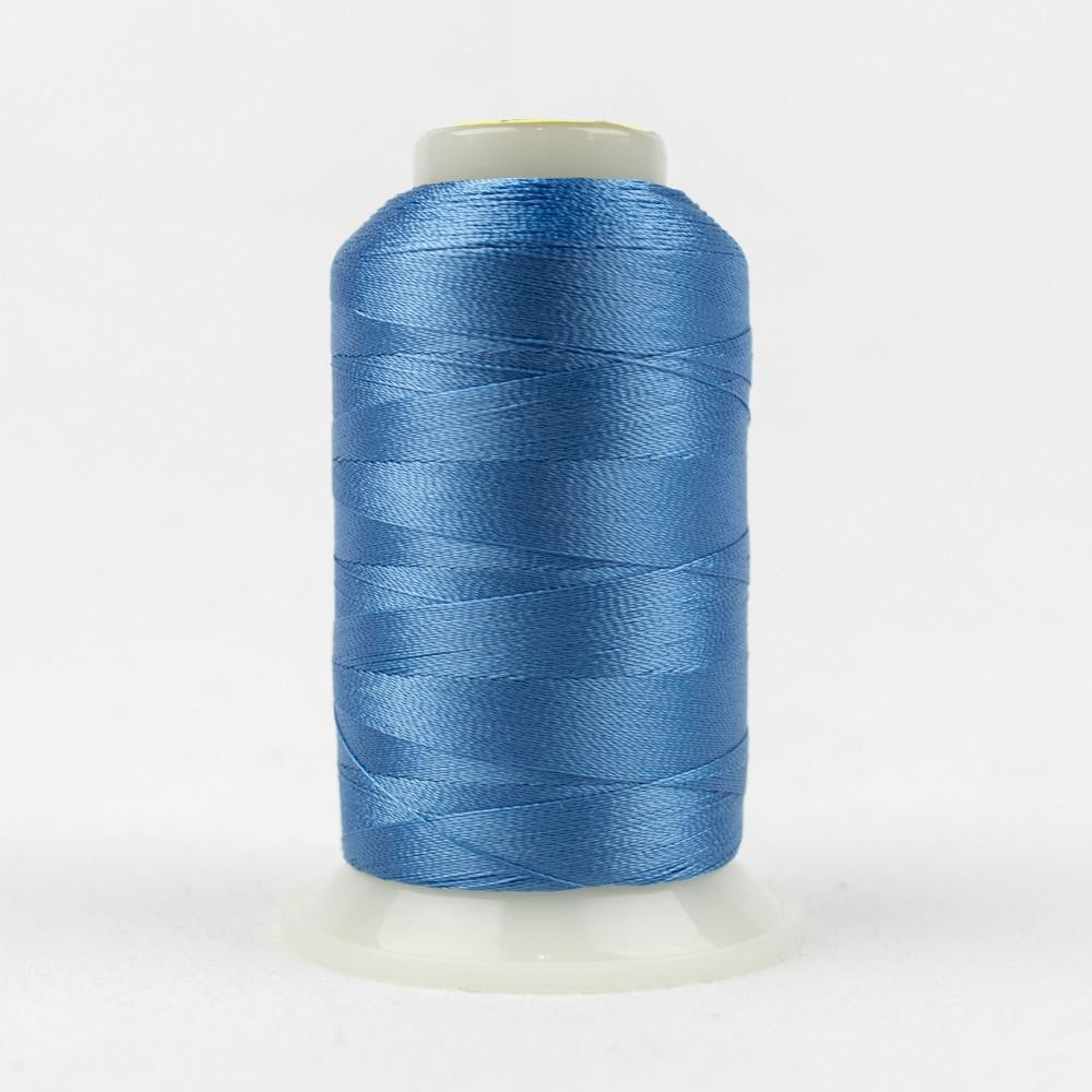 R3105 - Rayon Silver Lake Blue Thread 40wt - wonderfil-online-eu
