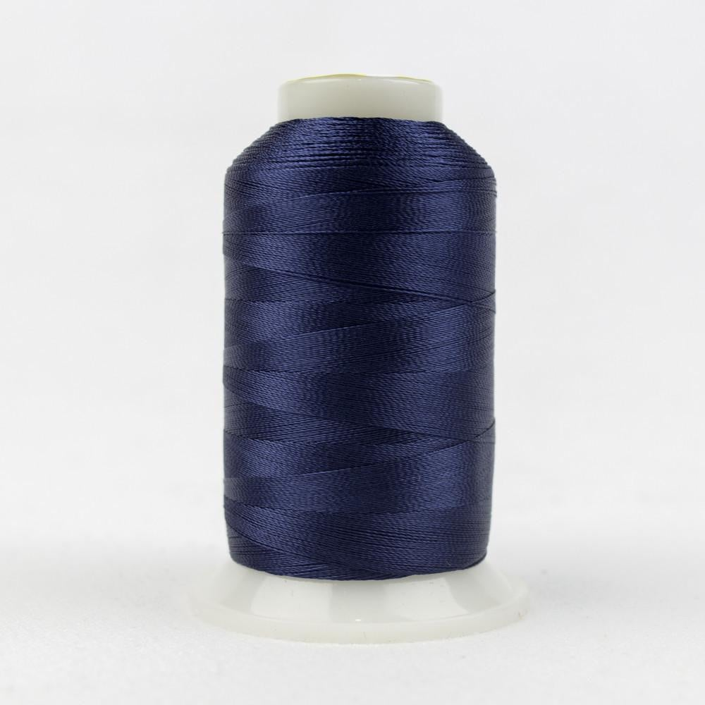 R3124 - Rayon Navy Blue Thread 40wt - wonderfil-online-eu