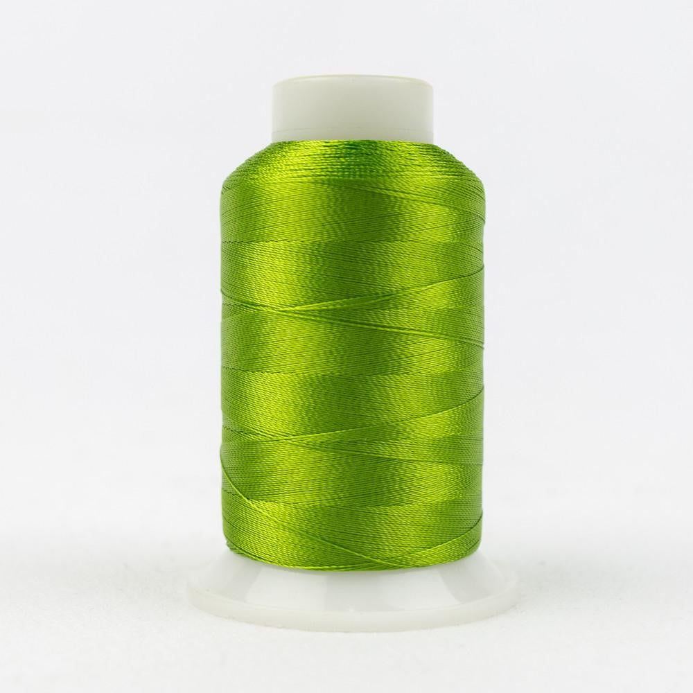 R4123 - Rayon Lime Green Thread 40wt - wonderfil-online-eu