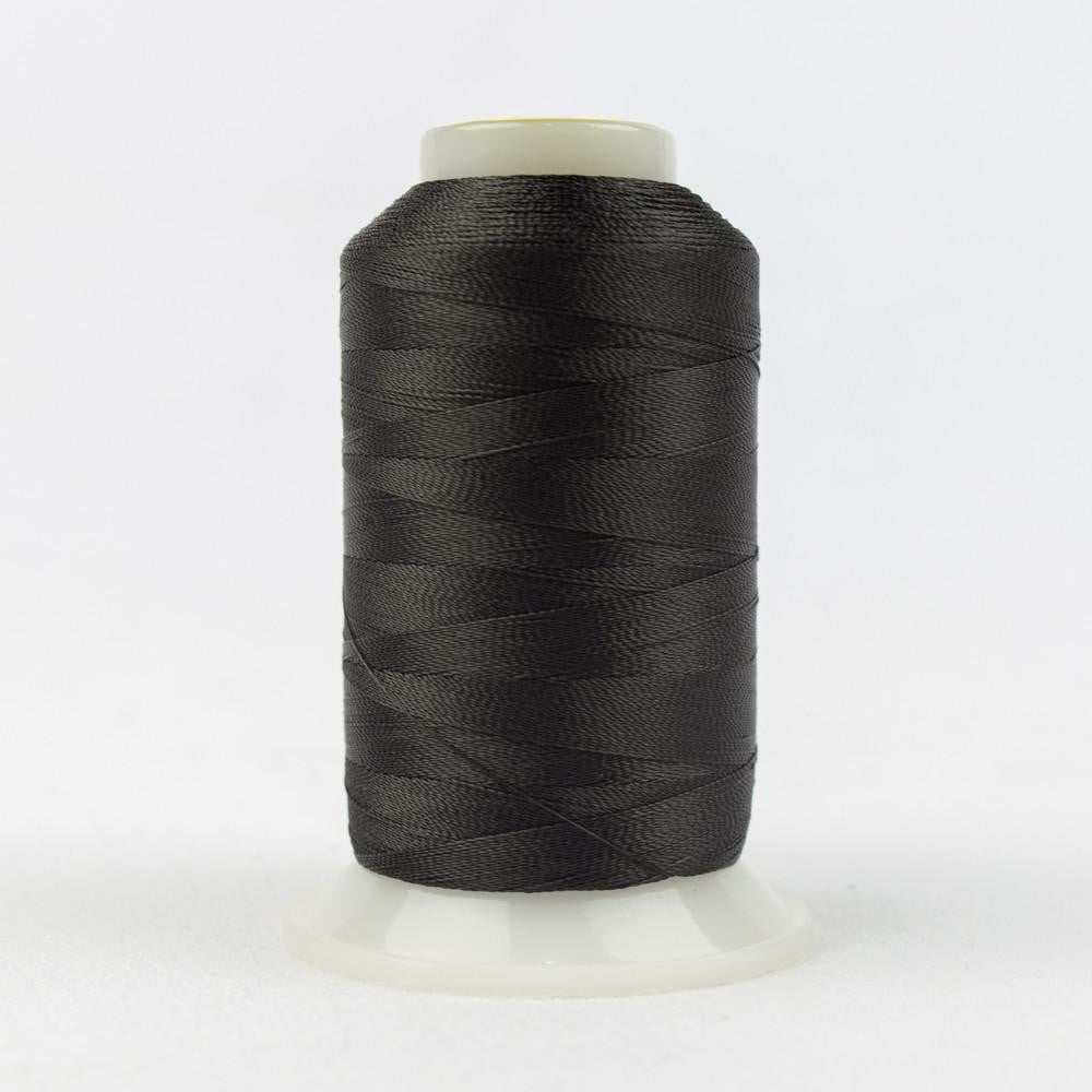 R6112 - Rayon Black Olive Thread 40wt - wonderfil-online-eu