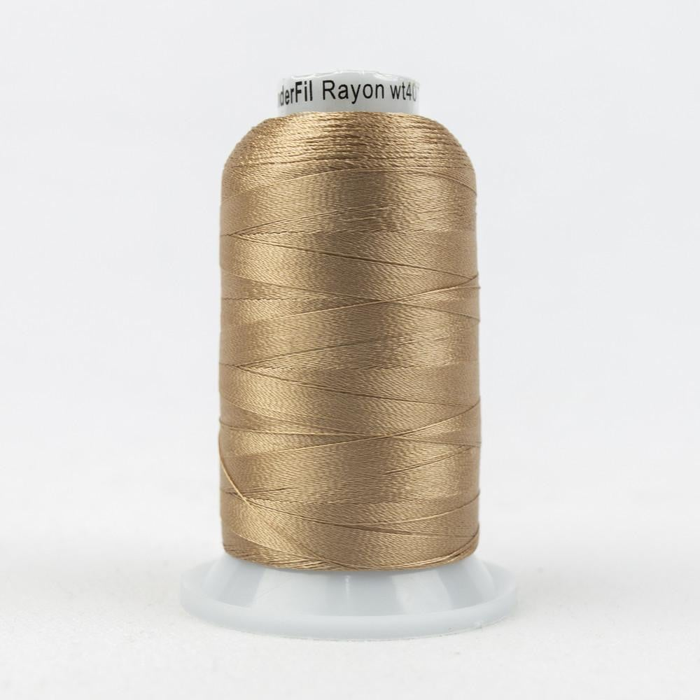 R6127 - Rayon Toast Thread 40wt - wonderfil-online-eu