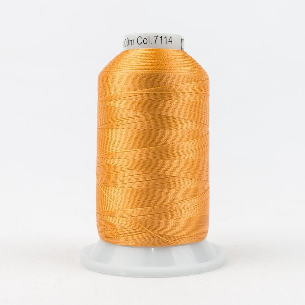 R7114 - Rayon Pumpkin Thread 40wt - wonderfil-online-eu