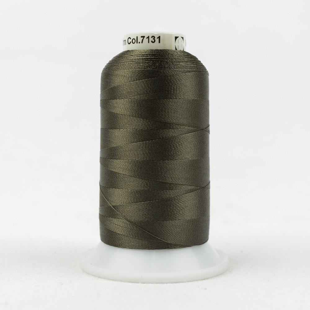 R7131 - Rayon Stone Gray Thread 40wt - wonderfil-online-eu