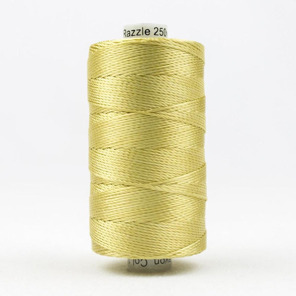 RZ1000 - Rayon Gold Thread 8wt - wonderfil-online-eu