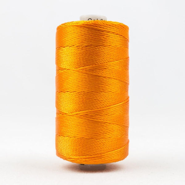 RZ2108 - Rayon Pumpkin Thread 8wt - wonderfil-online-eu