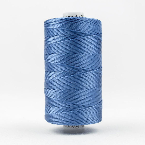 RZ2202 - Rayon Baltic Blue Thread 8wt - wonderfil-online-eu